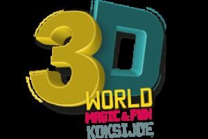 3 D world Koksijde